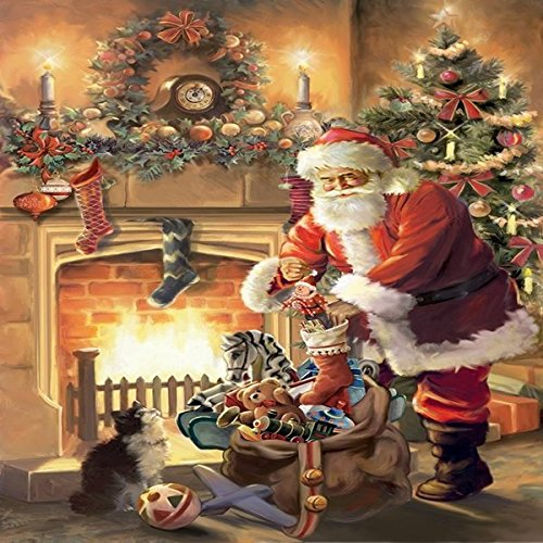 Bazaar Weihnachtsfeier Fahne Indoor Outdoor Home Decor Weihnachten Winter Happy Santa Claus Gartenfahne
